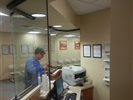 Mercy Medical Center Reception Desk